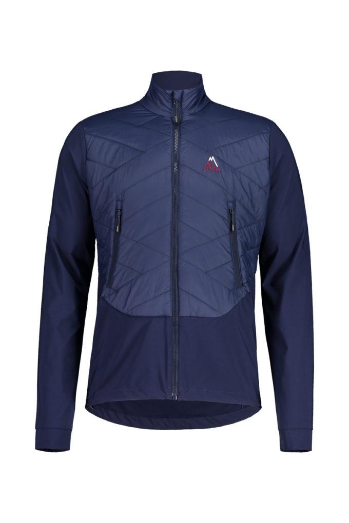 Легкая зимняя куртка мужская
